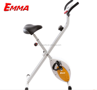 Magnetic resistance exercise bike indoor mini bike best sale popular