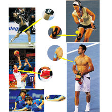 The latest Olympic accessory! 5cm*5m Kinesiology Tape for football / Basketball