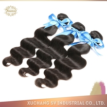 Fast and secure shipping grade 7A brazilian virgin hair body wave, American hot selling 10 8 inch body wave brazilian hair weft