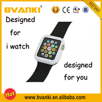 Case For Apple I Watch TPU soft gel Cover New Arrival Soft TPU Smart Back Case For Apple I Watch Cover latest product of china