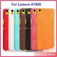 lagging leather case for Lenovo A7000,cover hard case for Lenovo A7000,phone case for Lenovo A7000