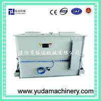 CE SGS horizontal SLHY0.4 ribbon mixer for animal feed
