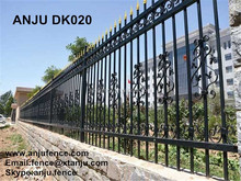 DK020 Beautiful metal modern gates design and fences for house