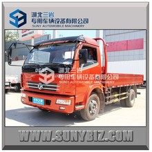 Dongfeng 4X2 medium duty cargo truck with high quality