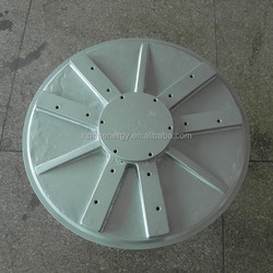 5kw100rpm out rotor dc generator permanent magnet\