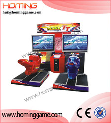TT Moto racing game machine / motorcycle racing moto game machine