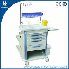 Chinese BT-NY002 ABS Nursing Trolley Hospital medical trolley Nursing and Medication Trolleys