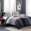 Ink & Ivy Blake Mini Comforter Bedding Luxury Duvet Cover