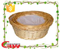 flower pots, basket wicker, cheap wicker basket(set of 4)
