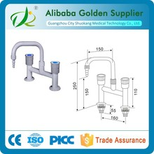 solid brass material water faucet lab furniture