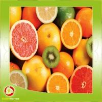 China branded organic orange juice with fresh material