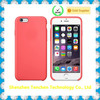 rubber coating pc cell phone case for iphone 6 case wholesale