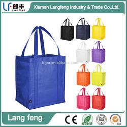 Non Woven Shopper Coloured Foldable Shopping Bag