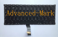 "Brand New ! UK Layout keyboard For Macbook Air 13"" A1466 2012 MD231LL/A MD232LL/A Laptop"