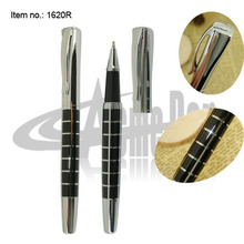 New Item High Quality Square Barrel Heavy Rollerball Pens