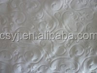 Best price Promotion personalized design fdy knitted fabric printed foil