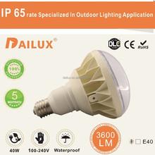 2015 par56 anti-corrosive IP65 LED light 40w Par56 exported to Japan