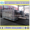 High speed flexo carton printing &slotting &rotary die-cutting machine