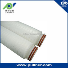 Chemical Industry 0.1um PP Pleated Filter Cartridge