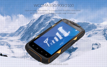 China mobile 5.0 Inch MTK6582 1GB RAM Android 4.4.2 IP68 waterproof phone NO.1 X1
