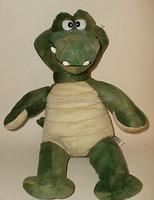 "Plush Alligator Crocodile The Bear Factory Green Stuffed Animal 16"" /plush toy cute crocodile"