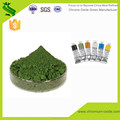 Cr2o3 99% de óxido de cromo verde pintura a óleo acrílica pintura matérias-primas preço de fábrica