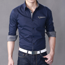 2014 New Design Fancy Design Mens Shirts