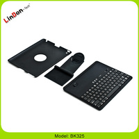 Detachable Tablet PC Wireless Keyboard For iPad2/3/4 With 360 Degree Rotating