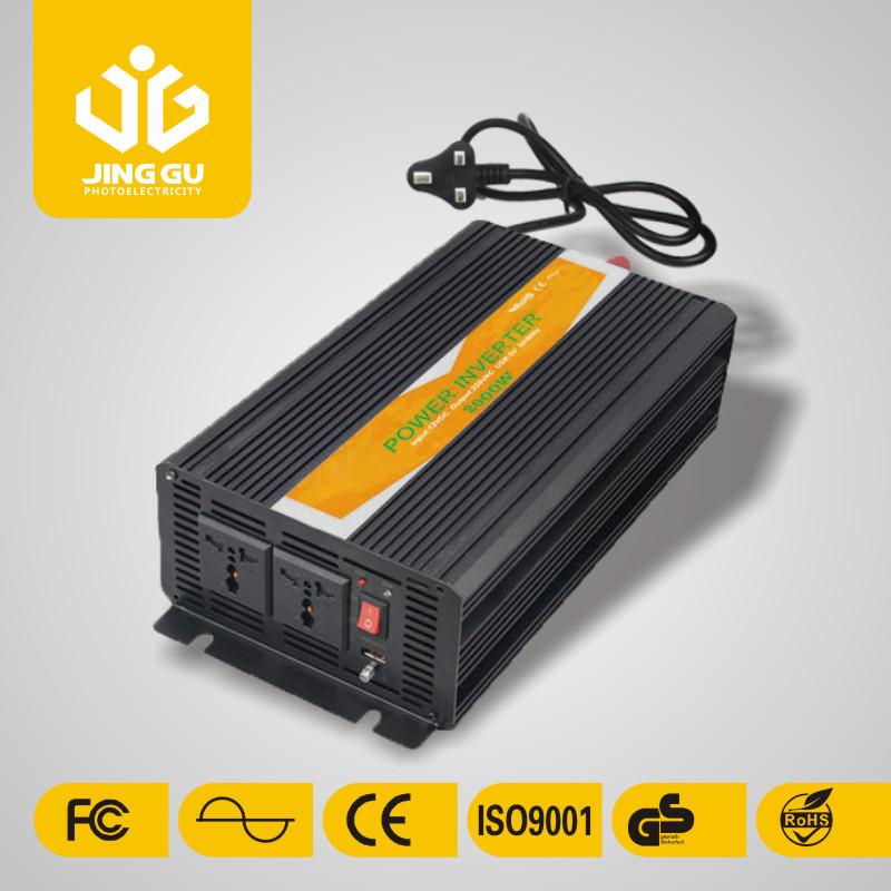 12 Volt 220 Volt Inverter 2000 Watt Dc To Ac Solar Power