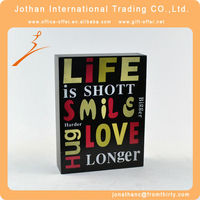 Wooden Plaques Stand