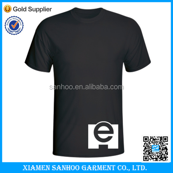 100% Cotton Cheap Printing Tee Shirt With Company Logo