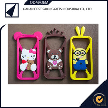 Firstsailing latest design silicone mobile phone case cover