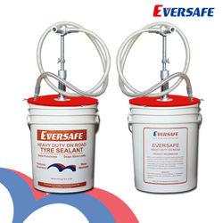 facory made Eversafe tire sealant, heavy duty on road tire sealant, anti puncture tire sealant preventative use