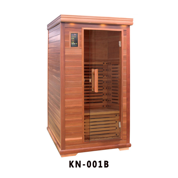 individual wooden mini human sauna for 1 person buy individual human sauna infrared mini sauna. Black Bedroom Furniture Sets. Home Design Ideas