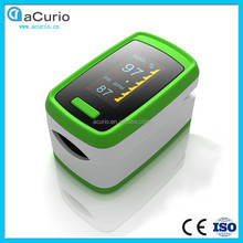 Unique Fingertip Pulse Oximeter/oxymeter,Portable Finger Spo2 Monitor for Homecare