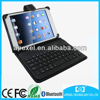 tablet bluetooth keyboard 7 inch 10 inch,universal android tablet keyboard with leather case cover android IOS Windows MID