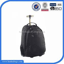 Best designer black trolley laptop bag for men
