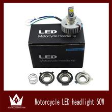Lightpoint Super quality highbright led 24w moto led cob led headlight