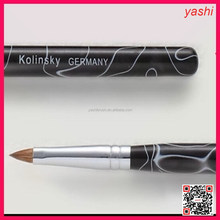 YASHI 100% Kolinsky artist acrylic nail brush for Mother's Day