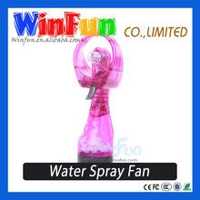 Battery Operated Water Bottle Spray Fan Mini Hand Fans Wholesales Price