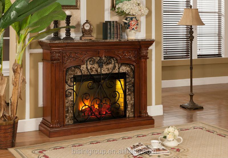 Bisini Faux Stone Electric Fireplace Polystone Electric Fireplaces Decorative