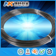 coiled 0.1 mm titanium wire for fishing