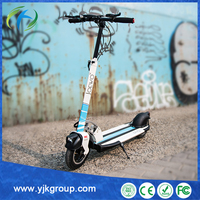 2015 Shenzhen cheapest foldable IO Hawk OEM electric mobility scooter climbing