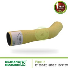5I-7846 construction machine part flexible silicone hose radiator rubber hose E120B/E312B/E311B/E312C