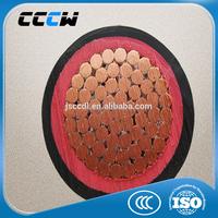 Copper core PVC sheathed power cable