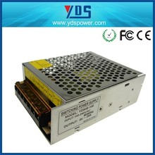 YDS5-100 high quality single output voltage 5v dc 20a 100watts switching mode power supply (smps)
