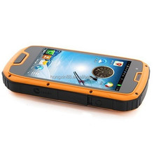 Vsspeed S09 PTT Walkie Talkie IP68 dual sim gsm cheap mobile phone / 2 card / battery sell rugged nfc android smartphone