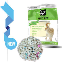 2014 new pet products white clumpng bentonite cat sand for sale