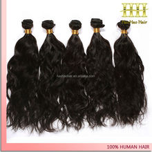 Beautiful style 100% virgin Uprocessed 5A grade model hair extension wholesale
