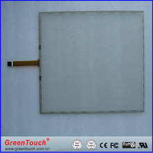 18.5 5 wire Resistive Touch Screen Panel for sunlight readable lcd